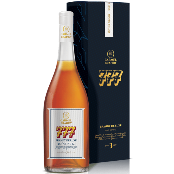 Wine in the city - יין בעיר | ברנדי כרמל 777 דה לוקס