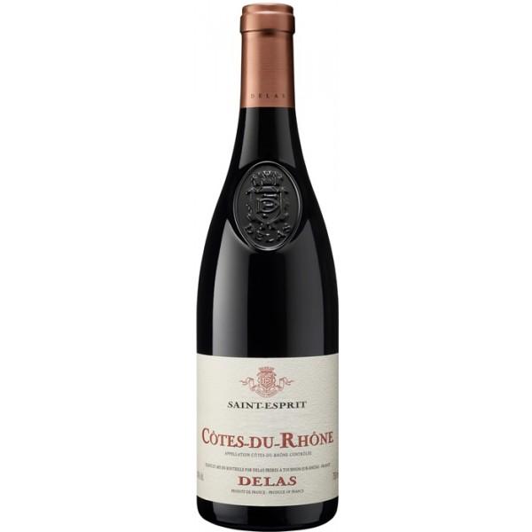 Wine in the city - יין בעיר | דלאס סיינט אספרי קוט דו רון
