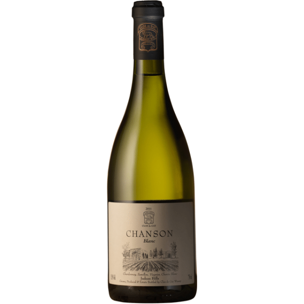 Wine in the city - יין בעיר | קלו דה גת שנסון לבן 2019