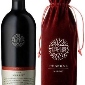 Wine in the city - יין בעיר | 1848 מרלו רזרב 2013