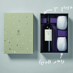 Wine in the city - יין בעיר | מארז שי לחג מס' 15
