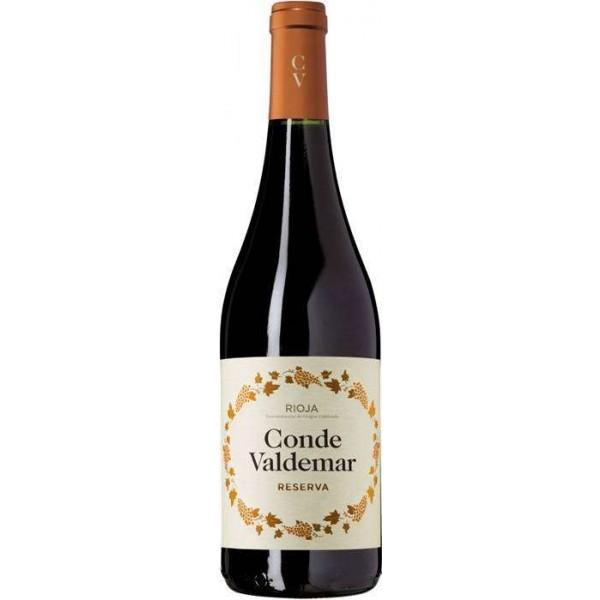 Wine in the city - יין בעיר | קונדה ואלדמר ריוחה רזרבה 2011