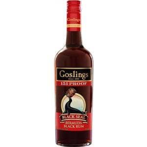Wine in the city - יין בעיר | גוסלינג בלק סיל 75.5% רום