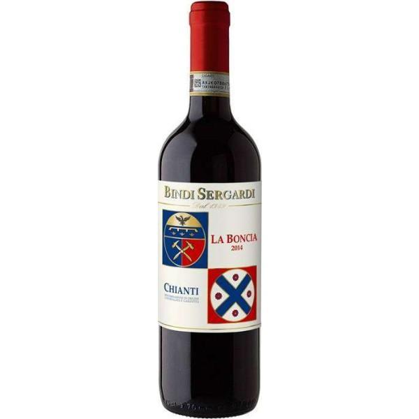 Wine in the city - יין בעיר | בינדי סרגארדי קיאנטי לה בונצ'יה
