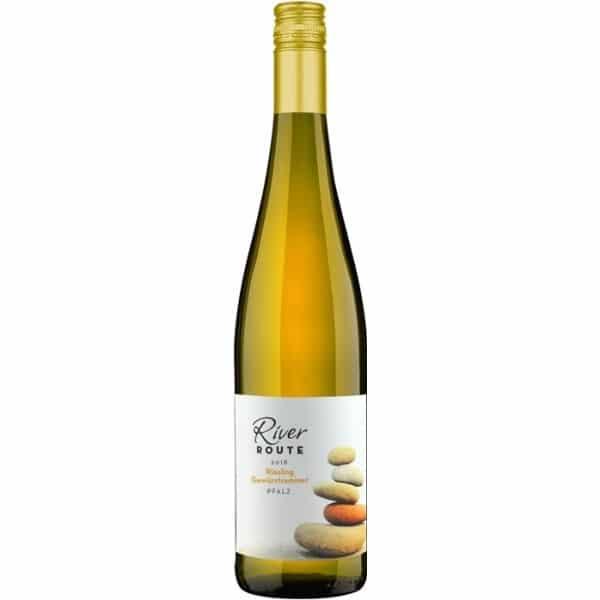 Wine in the city - יין בעיר   ריבר רוט ריזלינג גוורצטרמינר