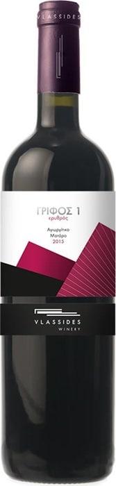 Wine in the city - יין בעיר   ולאסידס גריפוס אדום 2017