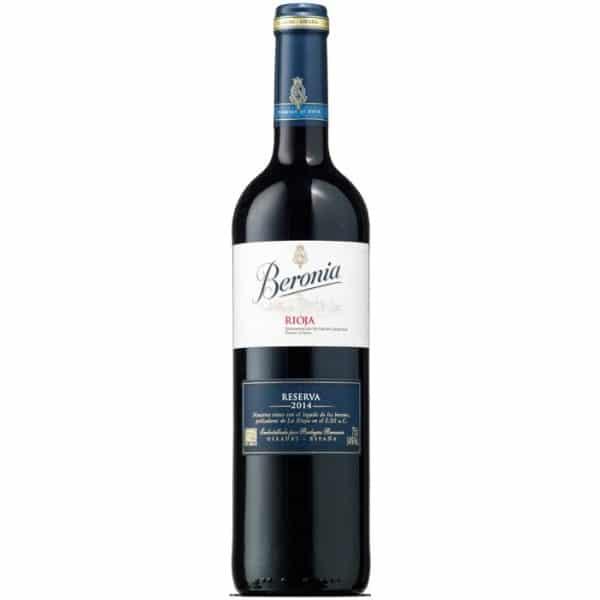 Wine in the city - יין בעיר   ברונייה ריוחה רזרבה 2015