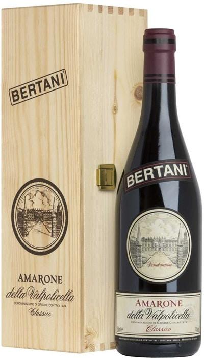 Wine in the city - יין בעיר | ברטאני אמרונה קלאסיקו דלה ואלפוליצ'לה 2009 מגנום במארז עץ יוקרתי