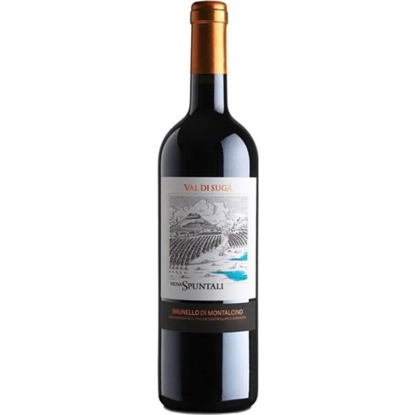 Wine in the city - יין בעיר | ואל די סוגה ברונלו דה מונטלצ'ינו וינה ספונטאלי 2012