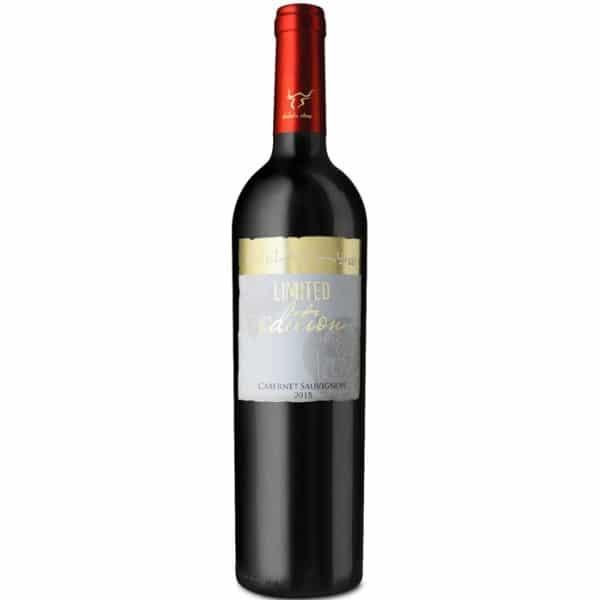 Wine in the city - יין בעיר   שילה לימיטד אדישן קברנה סוביניון 2015